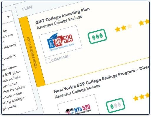 college comparison checklist