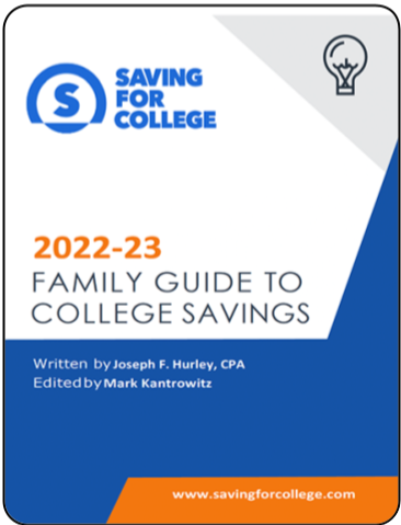 Family Guide to College Savings - Guide Cover